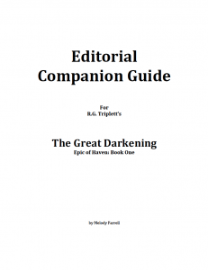 Editorial Companion Guide